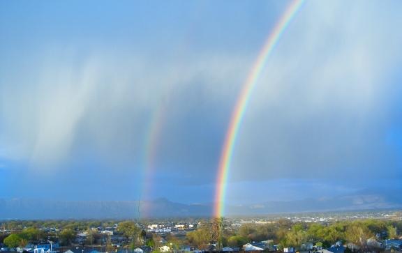 Vivid Rainbow, April 2009