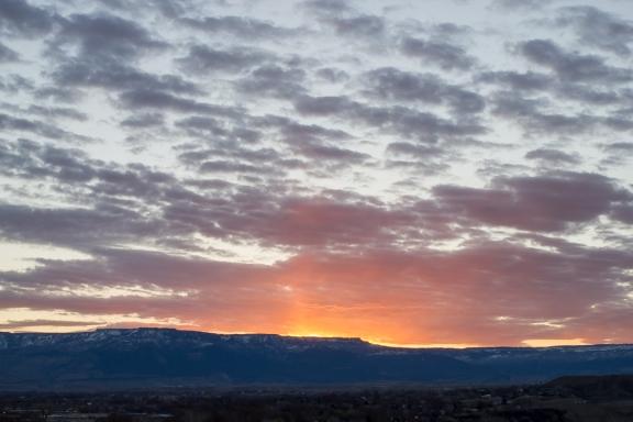 Sunrise 031314
