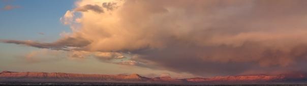 Sunset Looking Northeast